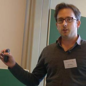 Kees Albers @ workshop 2015-2