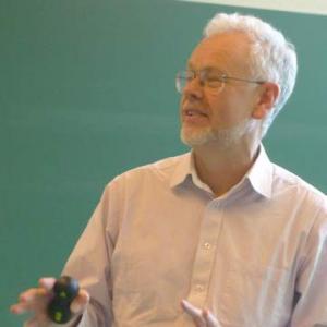 Keith Baker @ workshop 2015-2