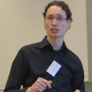 Maarten van der Heijden @ workshop 2015-2